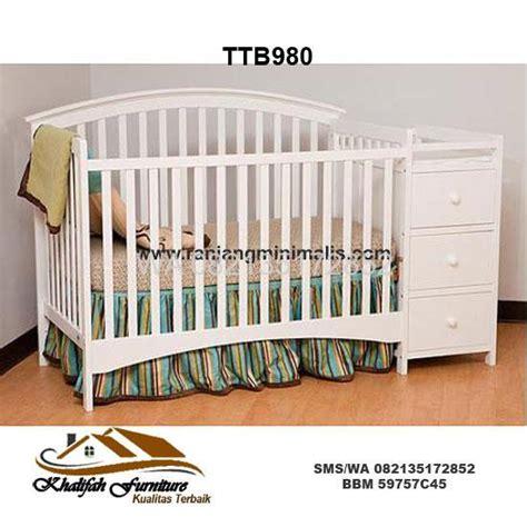 Tempat Tidur Bayi Plastik jual tempat tidur bayi lucu model terbaru harga murah cv khalifah furniture