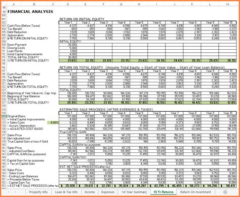 28  [ Rental Income Schedule E Calculation Worksheet ]   7