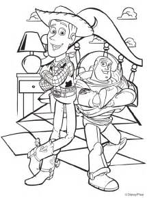 Disney Toy Story Woody And Buzz  Crayolacouk sketch template