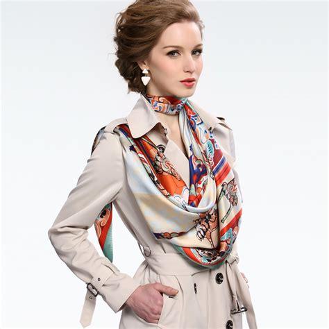 style up evening wear with a scarf i r r e s i s t i b l