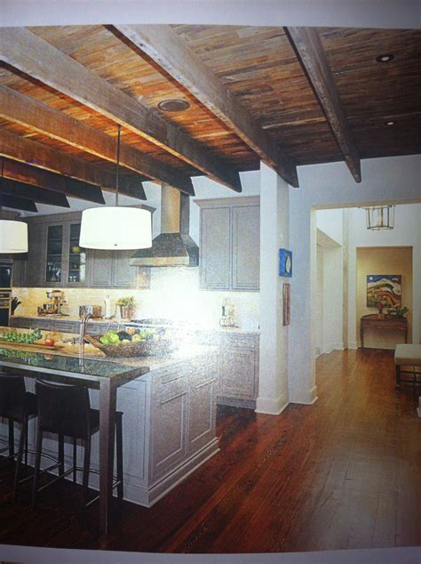 Exposed Ceiling Beams | exposed beam ceiling ceilings pinterest