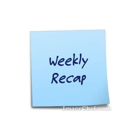All Things Simplified Weekly Recap