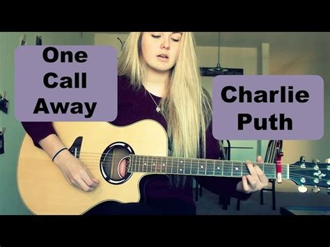 free download mp3 charlie puth call me away one call away charlie puth guitar tutorial senzomusic com
