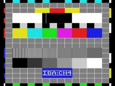 test ita channel 4 test card spirit of the future