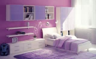 Teen Purple Bedroom » New Home Design