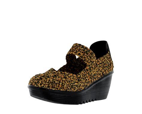 bernie mev shoes lulia bernie mev womens lulia casual wedge shoes ebay