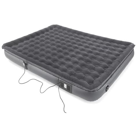 easy riser 174 pillowtop air bed with remote 212135 air beds at sportsman s guide