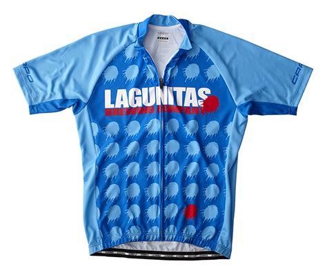 Lagunitas Gift Card - bike jersey 2017