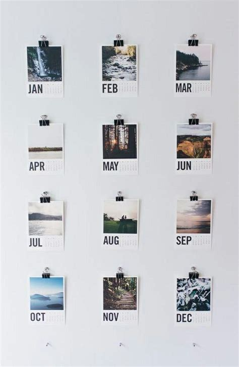 calendar design diy pinterest the world s catalog of ideas