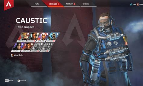 apex legends characters leaked