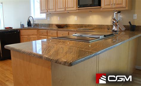 Kitchen Countertops Richmond Va by Juparana India Gold Classic Granite Kitchen Countertops