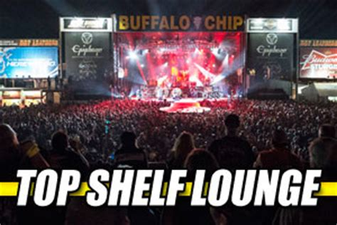 2016 sturgis buffalo chip cing and concerts during the