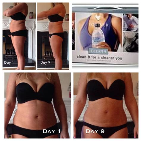 Clean 9 Detox Results by My Clean 9 Results I Lost 8lb 12 Inches In 9 Days