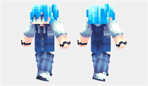 imagenes anime de minecraft nagisa shiota skin para minecraft minecrafteo