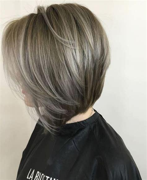 gray hair color ideas best 25 gray highlights ideas on going grey