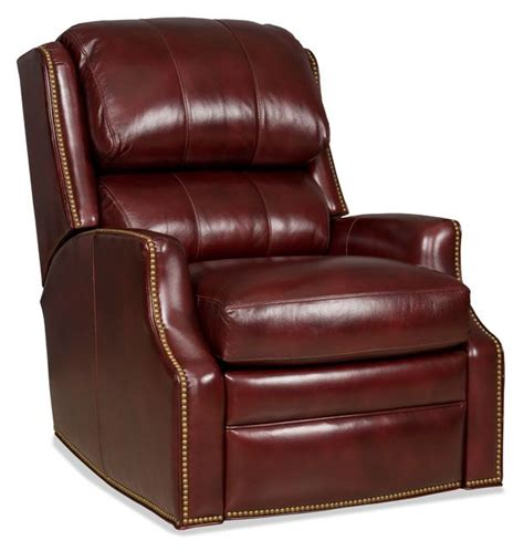 Leather Wall Hugger Recliner by Wall Hugger Recliners From Wellington S Leather