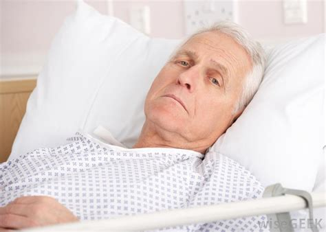 old man in bed what is a bedpan with pictures