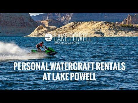 power boat rentals on lake powell wahweap bullfrog marinas powerboats watercraft