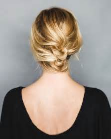 easy updo thin hair 60 updos for short hair your creative short hair inspiration