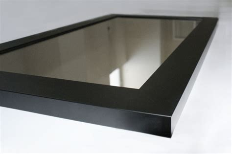 Aluminum Frame Cabinet Doors Aluminum Doors With Mirror Glass 171 Aluminum Glass Cabinet Doors