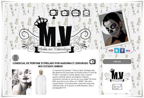 Layout Blog Moda | laysa layout blog moda no videoclipe entregue