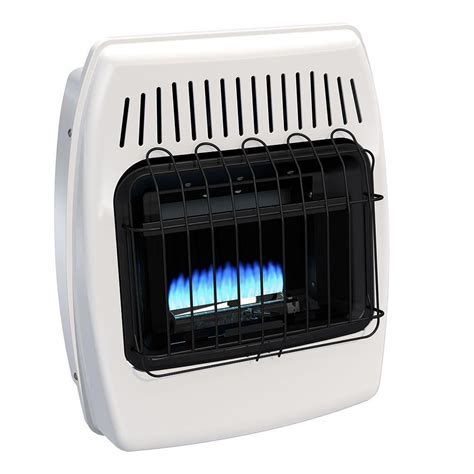 Home Depot Gas Heaters Ventless by Dyna Glo 10 000 Btu Blue Vent Free Gas Wall