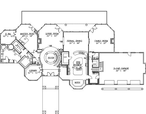 contemporary mansion floor plans mansions more contemporary mansion w floor plans