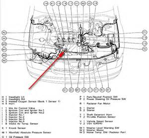 Toyota Location Toyota 2004 Starter Location Diagram Toyota Get
