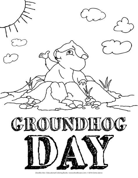 doodles ave groundhog day doodles ave