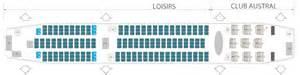 plan cabine boeing 777 air austral