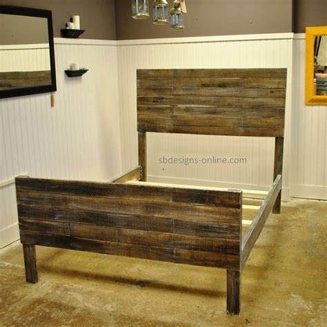 Shipping Pallet Bed Frame L Wren Mattress And Pallet Beds On
