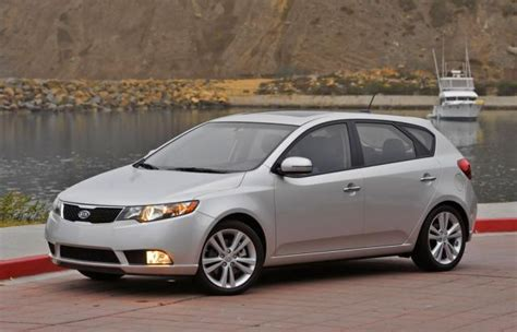 Kia Forte 5 Door Review Picture Other 2012 Kia Forte 5 Door Hatchback Side