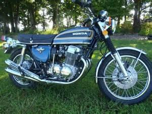 Honda 1975 Motorcycle Honda Cb750 1975 Restored Classic Motorcycles At Bikes