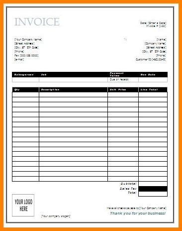 invoice template free printable free printable invoice health symptoms and cure