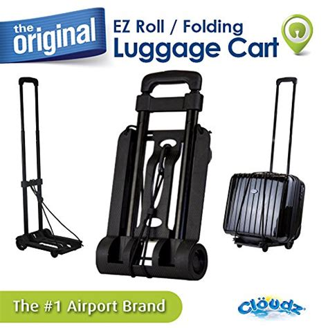 cloudz ez roll luggage cart import it all
