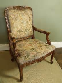 large armchairs large carved needlework armchair antiques atlas