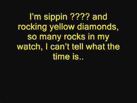 black yellow lyrics black and yellow lyrics youtube