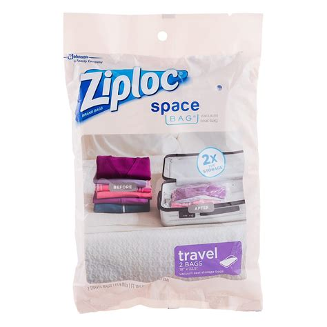A Space Bags ziploc space bags travel space bags by the container store