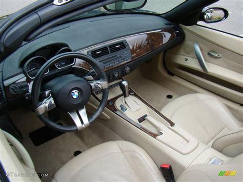 Bmw Beige Interior by Beige Interior 2006 Bmw Z4 3 0i Roadster Photo 49883471