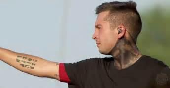 9 wonderful tyler joseph neck tattoos