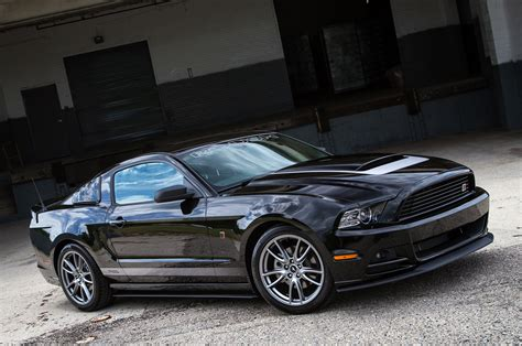 roush expands 2013 lineup with v6 powered rs mustang