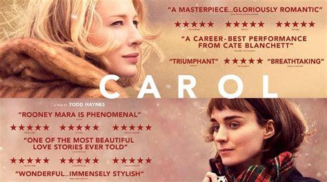 a carol the written review carol 2015 trilbee reviews