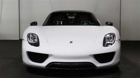 new porsche 918 new porsche 918 spyder surfaces for sale