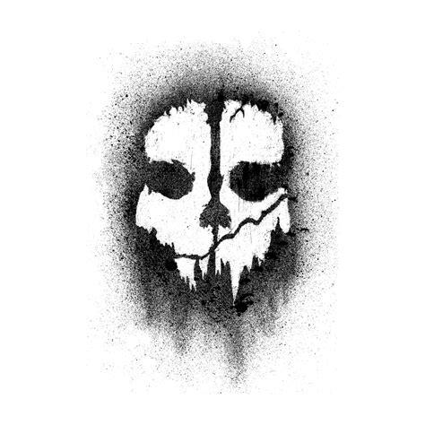T Shirt Kaos Call Of Duty Ghost call of duty ghosts shirt kamos t shirt