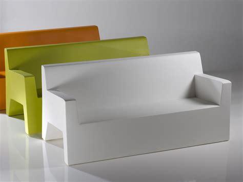 divani plastica jut divano da giardino by vondom