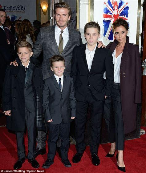 David And Beckham Moving To America beckham s fashion empire boosts brand beckham