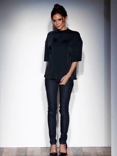 New Victotia Beckham Sesilia beckham at new york fashion week fall 2013