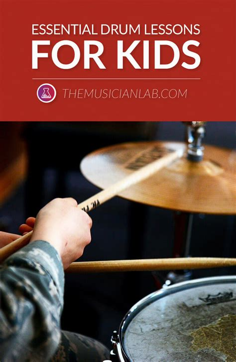 drum licks tutorial essential drum lessons for kids definitive learning guide