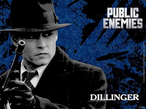 dillinger public enemies wallpaper  fanpop