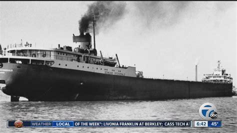 ss edmund fitzgerald sinking ss edmund fitzgerald sank 40 years ago today wxyz com